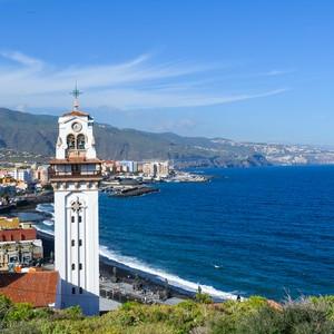 Candelaria, Tenerife, Kanárské Ostrovy